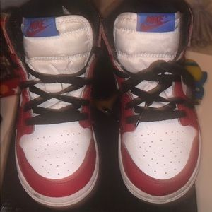 Retro 1 high in excellent condition